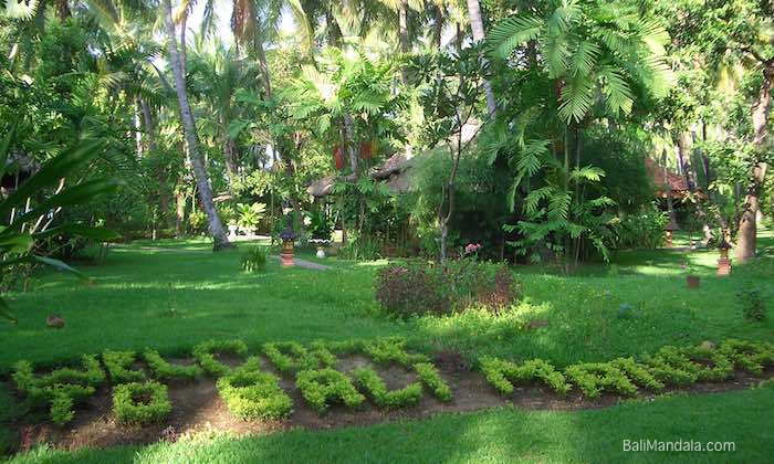 Bild Willkommen im Bali Mandala