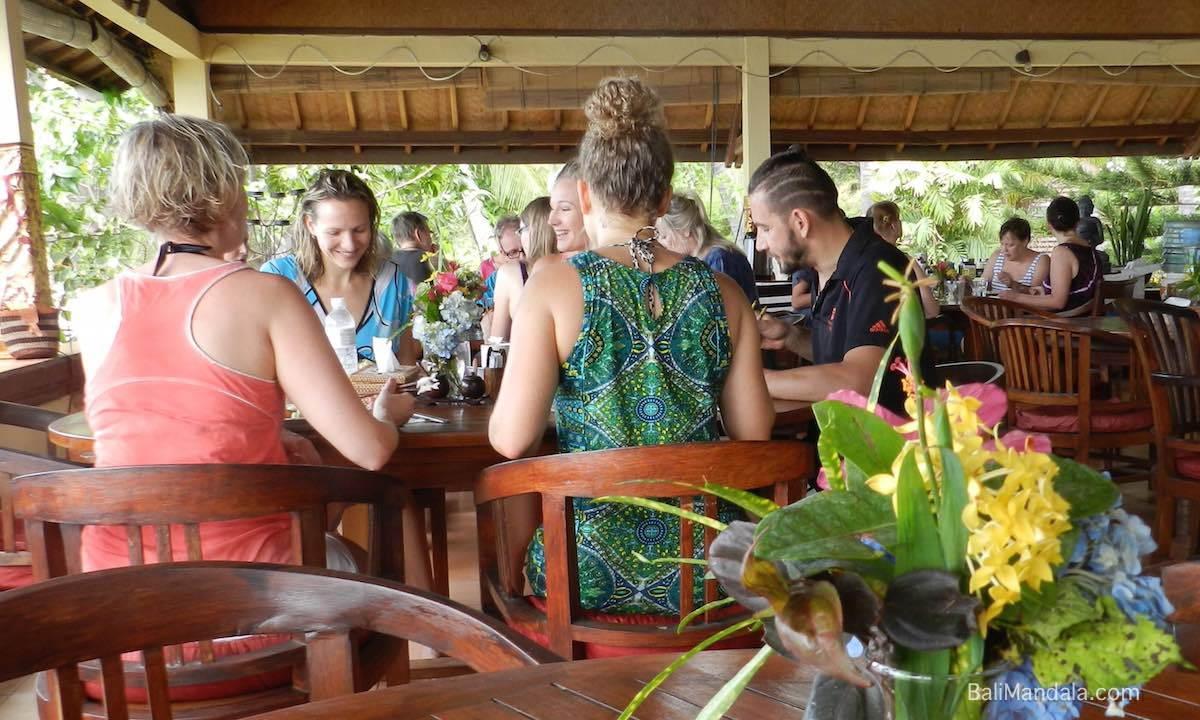 Bild Restaurant Bali Mandala tags