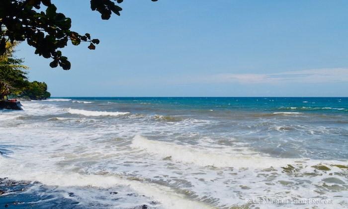 Der Strand Blue Mandala