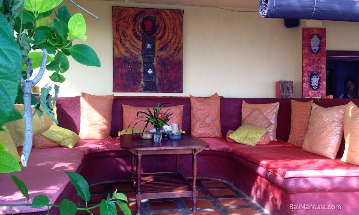 Bild Lounge Bali Mandala
