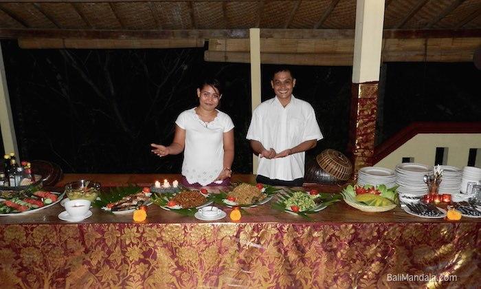 Bild Special Buffet Restaurant Bali Mandala