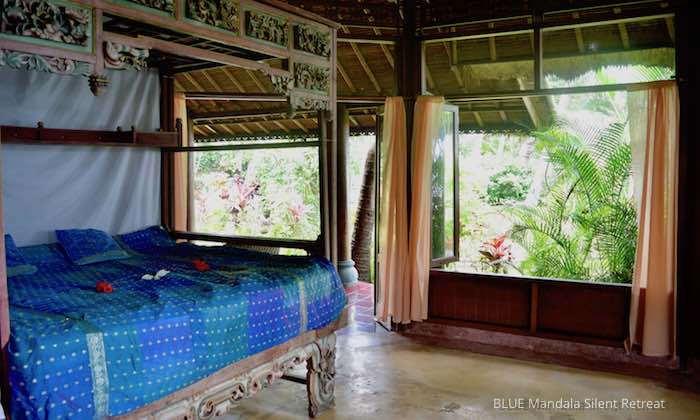 Schlafzimmer 1 Strandhaus