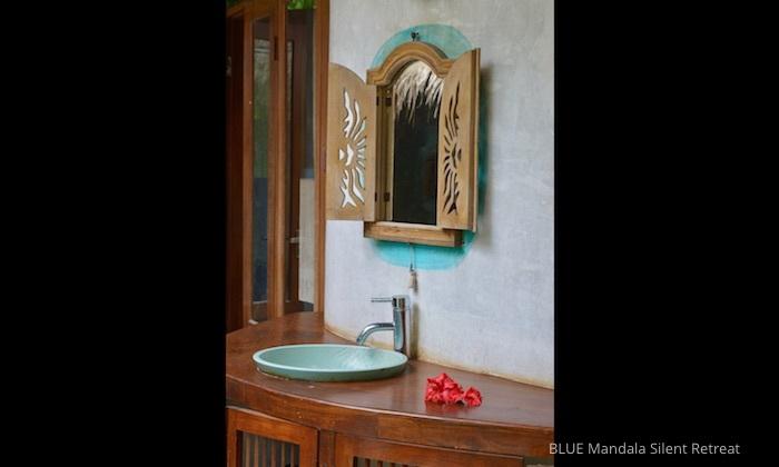 Waschbecken Strandhaus Blue Manala