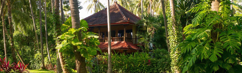 Bild Bali Mandala Anlage