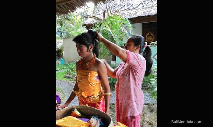 Bild Vorbereitung Balitanz