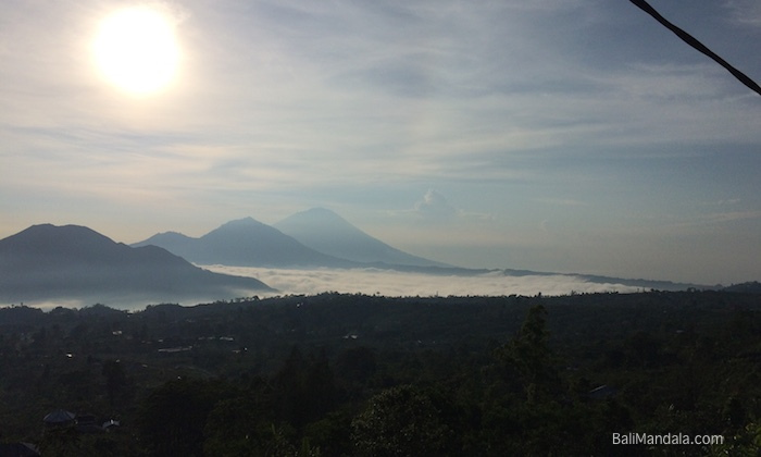 Bild Mount Batur