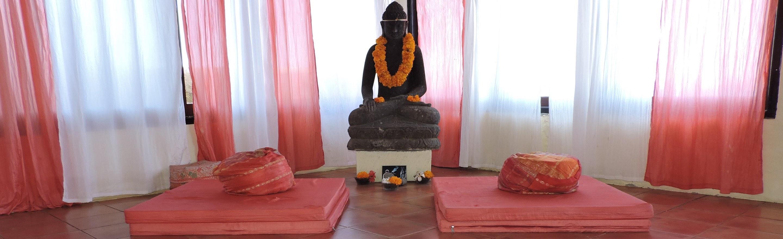 Bild Buddhaplatz Bali Mandala