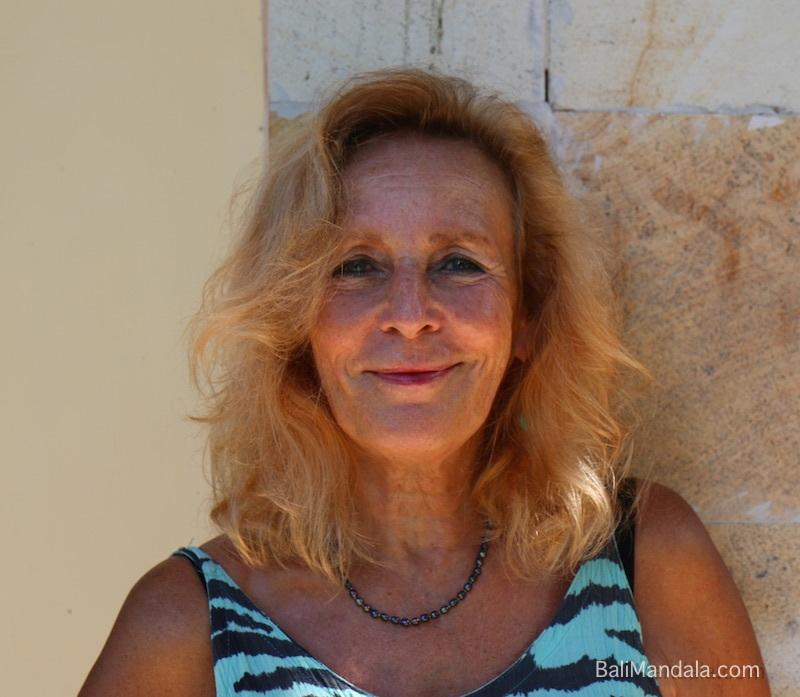 Gisela von Kaiser - Heilreise ins Bali Mandala