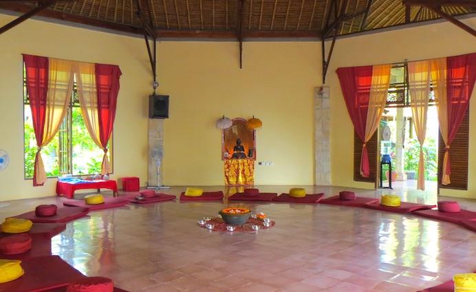 "Bali Retreat ""Yoga & Soundwork Training"
