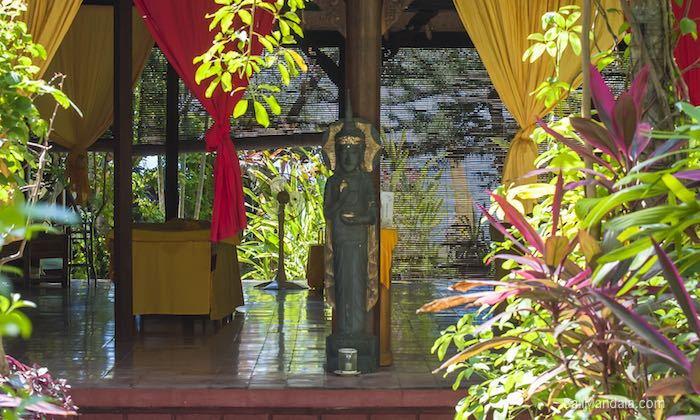 Bild Spa Pavillion Bali Mandala
