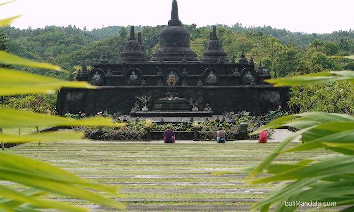 Bild Ausflug Tempel Bali Mandala