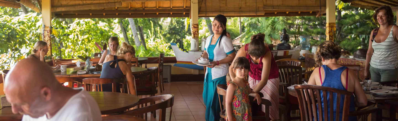 What our guests say - Bali Mandala