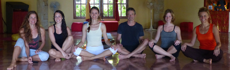 Yoga & Medition im Bali Mandala