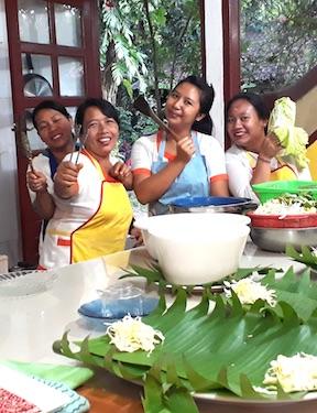 Kuechencrew Bali Mandala News