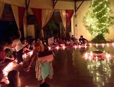 Lichterfest Bali Mandala
