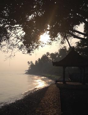 Nyepi im Bali Mandala