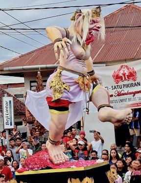 Oggoh-Oggoh Bali Mandala