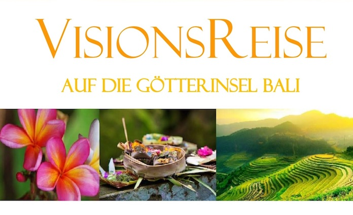 Visionsreise Bali Mandala